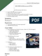 GSM GPRS Field Measurement_Overview