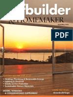 Self Builder & Homemaker - April & May 2010
