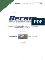 Becam - Manual de diseño de cubiertas metálicas