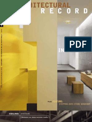 Interiors: Feature