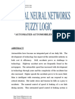 Artificial Neural Networks Fuzzy Logic[1]