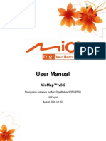 MioMap v3.2 User Manual