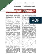 La crisis financiera internacional y el crack financiero español- Alberto Recarte