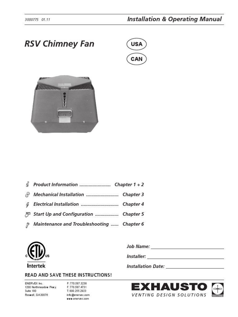 Exhausto Fan Wiring Schematic Online Schematics Diagram Roswell Ventilare In Atic Chimney Electrical Outdoor Grill Exhaust