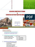Resource Mapping of Bihar and Strategy for Development