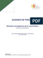 Dossier de Presse SEV2011