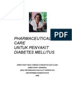 Pharamceutical Care Diabetes Melitus1