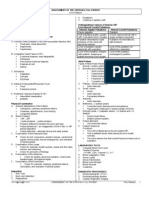 Assessment of the Critically Ill Patient