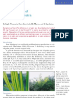 Iron Deficiency of Oil Palm