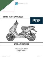 Catalogo de peças SR 50 www