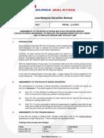 BMSB Trading Manual
