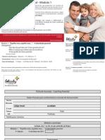 Coaching Parental - Módulo 1 - 3ª Edição
