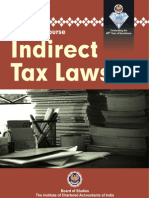 CA Final - Indirect Tax Laws