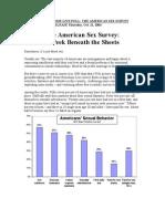 A American Sex Survey