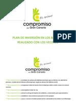 Plan de Inversión en los barrios de Las Palmas de Gran Canaria