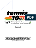 Persuasive essay about tennis?