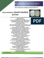 Calificados Equipo Del Mundo Activo Feb 2011
