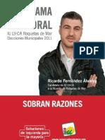 PROGRAMA_IU _ROQUETAS_2011