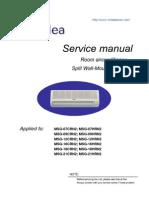 Midea-MSG Service Manual