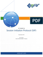 SIP Tutorial - A Guide to Session Initiation Protocol (SIP)
