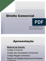 Direito Comercial.ppt Solicitadoria Aula 1