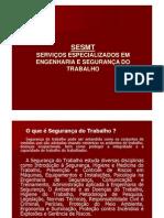 SEMST-Segurança do Trabalho