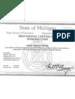 Provisional Certificate_Adam Rohde