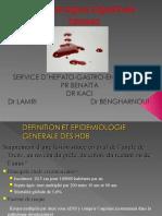 hemoragie db