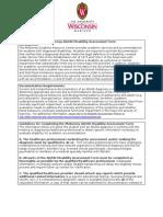 Adhd Disability Assessment Form Letterhead