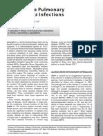Aspergilosis No Invasiva Del Pulmon