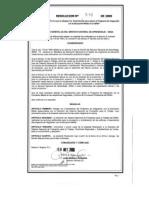 resolucion-3152-de-2009