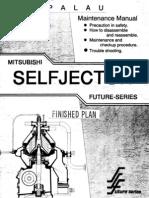 Selfjector - Maintenance Manual