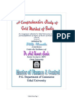 Gold Market of India