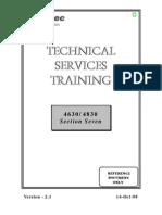 4630-4830 Field Training Manual