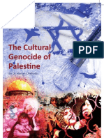 Cultural Genocide of Palestine