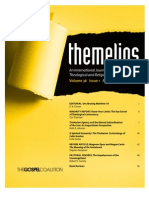 Themelios, Volume 36 Issue 1
