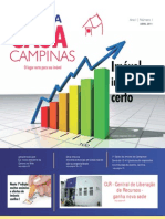 REVISTA CASA CAMPINAS ABRIL/11