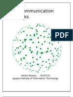 Telecommunication Network Lab Manual