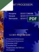 64 Bit Prosesor