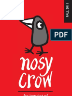 Nosy Crow - US Fall 2011 Catalog