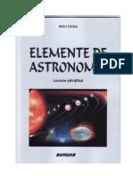 Elemente de Astronomie-Isbn