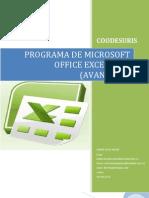 Curso de Microsoft Office Excel 2007.