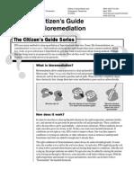 Bio Remediation