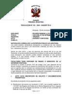 (10 Pleno) 3º Precedente (division y particion inmueble)