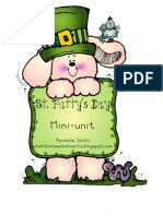St. Patrick's Day Mini Unit