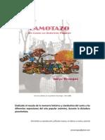 Libro Camotazo - Jorge Venegas