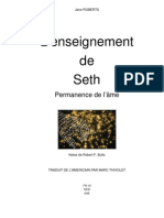 Jane ROBERTS Enseignement de Seth Part 01
