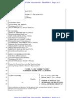 Golinski v. OPM - U.S. House of Representatives' Motion to Intervene