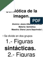 Semitica de La Imagen Jesus Alberto Ortiz Cab