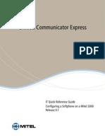 UC Express 3.0 Softphone Guide